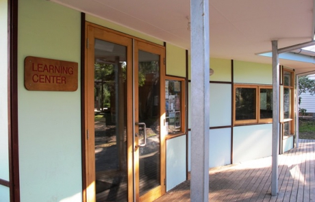 learning centre verandah