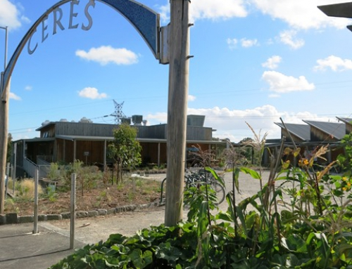 CERES Cafe Design – Community Consultation evening