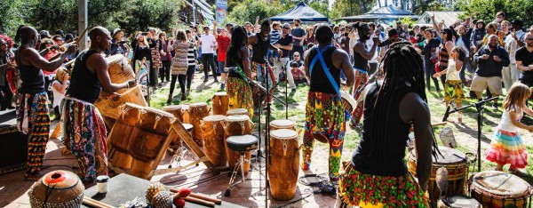Community Connections – Sounds of Africa Festival