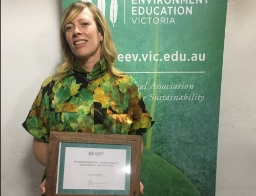 Environmental & Sustainability Educator of the Year 2018
